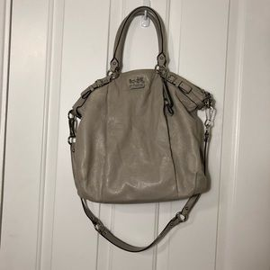 Coach Soft Leather Bag